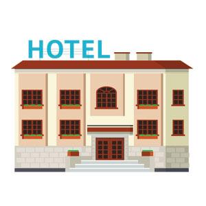 دوربین-مداربسته-هتل